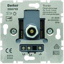 Berker 286710 Tronic-Drehdimmer Haus