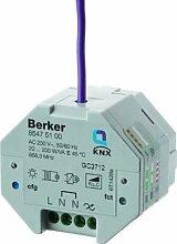 Berker KNX-Funk Univ-Dimmaktor 85475100 1f UP KNX Funk lgr KNX-FUNK SYSTEM-PLATTFORM Bussystem-Dimmaktor 4011334376101