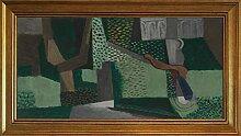 Berkin Arts Stuart Davis Klassisch Rahmen Giclee