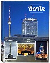 Berlin Fotoalbum Einsteckalbum 180 Fotos 10 x 15 cm