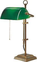 Berliner Messinglampen Tischlampe