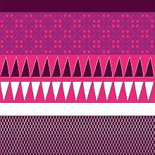 Berlintapete - Wallpaper On Demand - Designtapete - Kulturen - Geometrisch - Nr. 12902