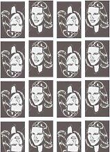 Berlintapete - Wallpaper On Demand - Designtapete - Modern Pattern - Classic Pattern - Nr. 1083