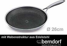 Berndorf EDELSTAHLPFANNE mit Antihaftbeschichtung