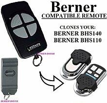 BERNER BHS110/BHS121/BHS130/BHS 140/BHS153/BHS211