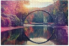 Bernice Winifred Fantastische Herbstlandschaft