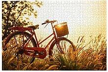 Bernice Winifred Schöne Landschaft Bild Fahrrad