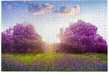 Bernice Winifred Schöne Landschaft Frühling