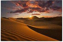 Bernice Winifred Schöne Sanddünen Sahara Wüste