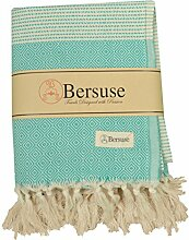 Bersuse 100% Baumwolle - Hierapolis XXL Strandtuch