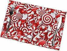 Beryl Shop Art Candy Canes Weihnachtsgeschirr
