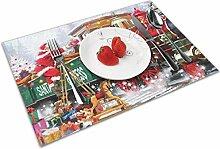 Beryl Shop Der Luxuszug des Weihnachtsmanns