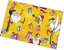 Beryl Shop Santa Claus Santa Hat Basset Hound