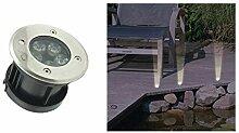 BES 5 LED-Strahler 5 W, kaltes Licht, Lampe,