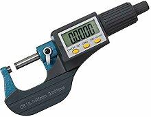 Beslands Micrometer Digitale Bügelmessschraube