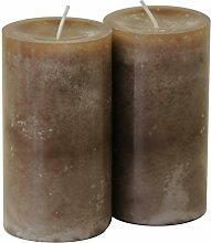Besondere Kerze mit stimmungsvollem Licht /
