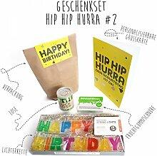 Besonderes Geburtstagsgeschenk - Geschenkset Hip Hip Hurra #2