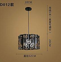 BESPD Kleine kreative Eiserne Wand Lampen