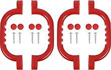 BESPORTBLE 1 Set/ 4Pcs Kunststoff Haltegriff