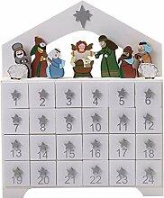 BESPORTBLE 1Pc Weihnachten Adventskalender