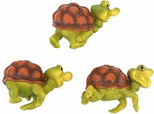 BESPORTBLE 3 Stück Entzückende Schildkröte