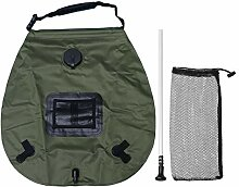 BESPORTBLE Tragbare Camping Dusche Tasche Outdoor