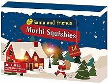 BESPORTBLE Weihnachten Adventskalender Ornamente