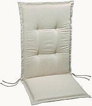 Best 04351230 2-teilig Deck-Chair-Auflage 144 x
