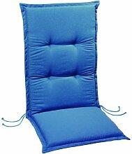 Best 04351232 2-teilig Deck-Chair-Auflage 144 x