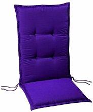 Best 04351234 2-teilig Deck-Chair-Auflage 144 x
