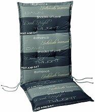 Best 04351235 2-teilig Deck-Chair-Auflage 144 x