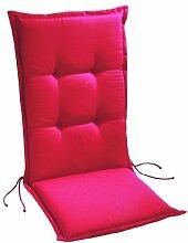 Best 04351330 2-teilig Deck-Chair-Auflage 144 x