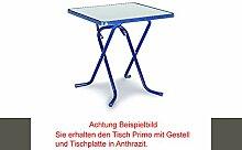BEST 26527050 Scherenklapptisch Primo eckig 67 x