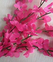 Best Artificial (TM) 80cm Fuchsie/Pink Trailing
