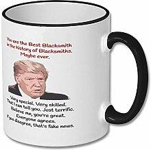 Best Blacksmith Tasse Schmiedekor Schmiedetasse