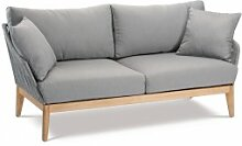 Best Couch Gartensofa Samos 2-Sitzer inkl.