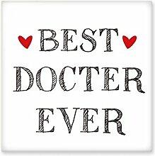 Best Doctor Ever Zitat Beruf Keramik Bisque