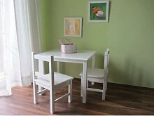 Best-of-JAM Kindersitzgruppe Kindertisch mit 2