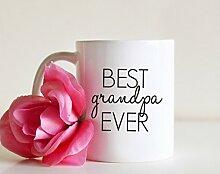 Best Opa ever Tasse Opa Kaffee Tasse Einzigartige