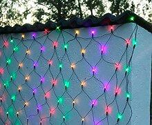 Best Season LED-Mini-Lichternetz mit Trafo,
