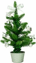 Best Season LED Weihnachtsbaum mit Dekoration,
