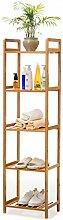 Best Wall Shelf- Bambusregal Multifunktionsregal