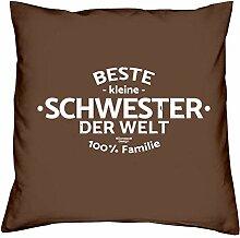Beste kleine Schwester der Welt :: Geschenk-Set ::