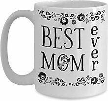 Beste Mutter aller Zeiten Kaffeetasse Teetasse