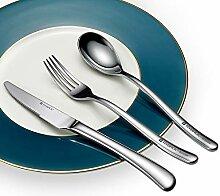 Besteck 3-teilig Luxusbesteck Edelstahl Geschirr