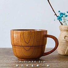Besteck Holzgriff Tasse Teetasse Holzgriff Tasse