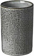 Besteckhalter Vase NORDIC SEA aus Steingut von