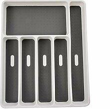 Besteckkasten Für Schubladen 6 Fächer Schublade