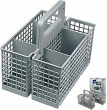 Besteckkorb Bauknecht 484000008561 Wpro DWB304 teilbar Korb für Spülmaschine