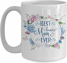Bester Bonus Mutter aller Zeiten Kaffeetasse